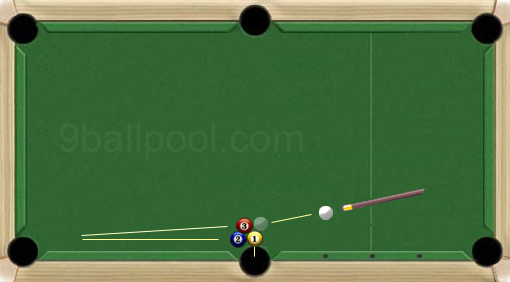 easy pool trick shots tutorial